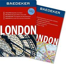 Baedeker Reiseführer London: mit GROSSEM CITYPLAN 2013