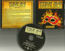 WYCLEF JEAN w/ PAUL SIMON & SERJ TANKIAN Triple Play PROMO CD System of A down