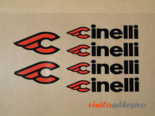 PEGATINA STICKER VINILO Cinelli 2 colores aufkleber autocollant vinyl adesivi