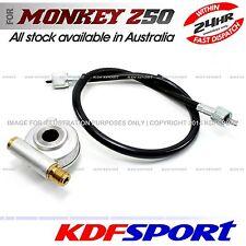 KDF SPEEDO HUB CABLE 50 SPEED BIKE PARTS FOR HONDA MONKEY Z50 Z50J Z50R GORILLA