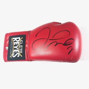 Floyd Mayweather Signed Glove PSA/DNA Autographed The Money Team TMT