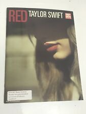 Taylor Swift Red Sheet Music Easy Guitar Book