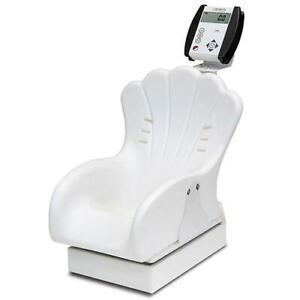 Detecto Digital Inclined Chair Pediatric Scale