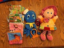 LAMAZE Baby Mixed Lot Infant Toys