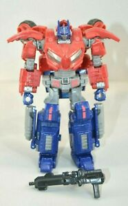 Transformers CYBERTRONIAN OPTIMUS PRIME War for Cybertron Deluxe WFC G1