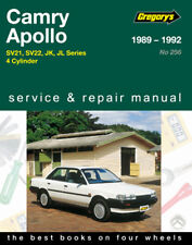 Gregory's Service Repair Manual Toyota Camry SV21 SV22 1989-1992 OWNERS WORKSHOP