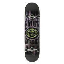 Enuff Skull Complete Skateboard, Green