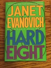 Janet Evanovich / HARD EIGHT Signed 1st Edition 2002