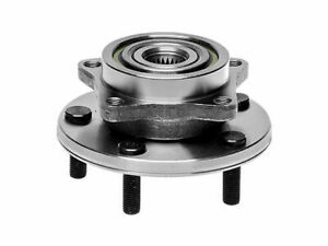 For 1995-2005 Mitsubishi Eclipse Wheel Hub Assembly Front 99828GW 2002 2003 2001