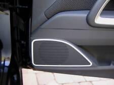 D VW Scirocco 3 Chrom Rahmen für Lautsprecher vorne unten - Edelstahl poliert