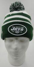 NFL New York Jets New Era Knit Beanie with Pom