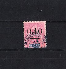 Madagascar  colonie Francais  de 1902  0,10 sur 50c  rose  num: 53   (II)  obl