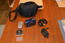 Mint! Jvc Everio Gz-Mg330Au (30Gb Hdd) Video Camcorder & Accessories. Case.