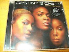 DESTINY'S CHILD DESTINY FULFILLED  CD MINT-