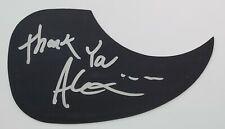 Alex Somers Signed Acoustic Guitar Pickguard Songwriter Riceboy Sleeps Jonsi RAD