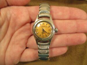 Vintage Croton Nivada Grenchen Aquamatic 360EL Automatic Ladies' Watch. RARE!