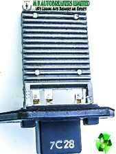 Ssangyong Rodius Model From 05-10 Rear Heater Blower Resistor Motor