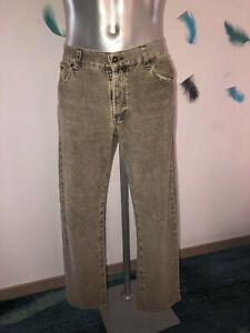 joli pantalon velours marron SERGE BLANCO taille W36 L32 EXCELLENT ETAT