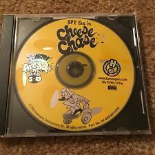 """Spy Fox in """"Cheese Chase"""" PC Game"""