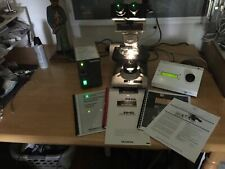 Olympus Bh 2 Fluorescent Microscope System 41040100x Fitc Dapi Tritc Cubes