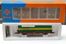 HO-ROCO 46308 OBB Austrian Federal Flat Car w/ Schenker Container Load(PG)