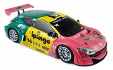 Norev 185113 2012 Renault Megane #14 Throphy Winner Team 1:18 Pink Yellow Green