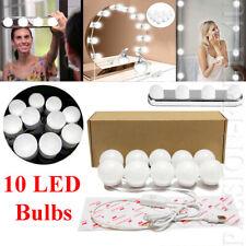 10 Led Dimmable Light Bulbs - For Makeup Mirror Vanity, Photo Studio, Hair Salon