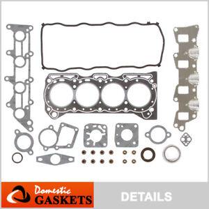 Fits 95-97 Suzuki Swift Geo Metro 1.3L 8V SOHC Head Gasket Set G13BA