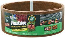 Lot of 2 Easy Gardener Fiber Edging Tree Ring Kits 3.5in x 8ft Brown 8918 NEW!