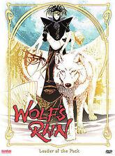 Wolf's Rain - Leader of the Pack (Vol. 1), Good DVD, Mamoru Miyano, Kenta Miyake