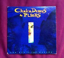 CHAKA DEMUS & PLIERS - SHE DON'T LET NOBODY - CD SINGLE