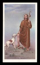 santino-holy card*S.ROCCO