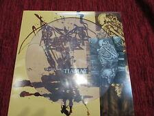 TIAMAT THE ASTRAL SLEEP Picture Disc Vinyl LP