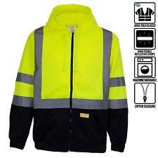 New York Hi-Viz Workwear H9012 Men's ANSI Class 3 High Visibility Class 3