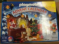 Playmobil 4161 Advent Calendar Christmas Post Office New In Box Free Shipping