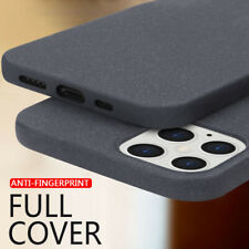 Matte Phone Case For iPhone 12 11 Pro Max 8 7 6s XS XR X Soft TPU Cover Silicone