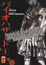 RESIDENT EVIL N°1 Edizione Planet Manga