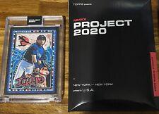 Topps Project 2020 - Ichiro Suzuki - Card # 215 - Designed by EFDOT RARE IN HAND