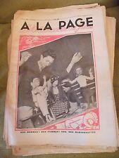 A la page N°154 Mars 1933 Marionnettes
