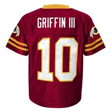 Robert Griffin III Rg3 Washington Redskins NFL Football Youth Size Jersey.   8.99 New. NFL Red Redskins Boys Player Jersey - XS 224d423fe