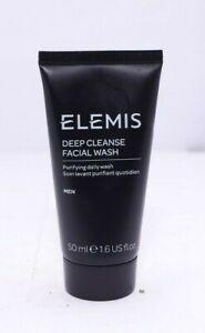 ELEMIS Men's Deep Cleanse Facial Wash 50ml PR716 07