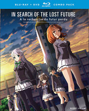 In Search of the Lost Future: The Complete Series (BD/DVD, 2016, 4-Disc Set)