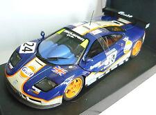 UT Models 530151824 McLaren F1 GTR Gulf 4th Le Mans #24 1/18 NEU & in OVP