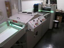 Tec Lighting Uv Coater Nice Machine