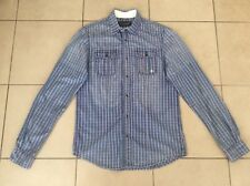 SCOTCH & SODA     Casual Shirt      Rustic Blue      Size M