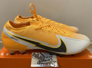 New Nike Mercurial Vapor 13 Elite AG ACC Soccer Cleats Yellow AT7895 802 Mens