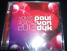 Paul Van Dyk VONYC Sessions 2013 Mixed By Paul Van Dyk 2 CD - New