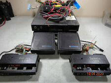 Motorola Syntor 9000 Xx 110watt Radio Both Vhf Amp Uhf Parts Lot