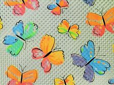 Bright Colored Decorative Frosted Stained Glass Static Vinyl Privacy Window Film