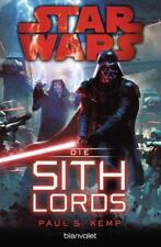 Paul S. Kemp - Die Sith-Lords: Star Wars - UNGELESEN